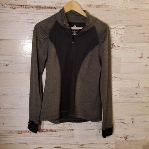 90 degree by Reflex half-zip sweatshirt jacket